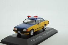 Chevrolet Opala Brazil Police Policia Rodoviaria Federal IXO Altaya 1/43