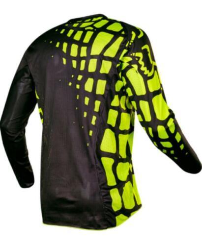 Mens Riding Jersey Long Sleeve T-shirts Motocross//MX//ATV//BMX//MTB Dirt Bike