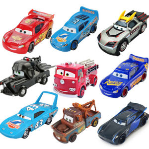 Disney-Pixar-Model-Cars-3-Lightning-McQueen-Jackson-Storm-toys-Diecast-Metal-All