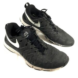 Guc Men S Nike Free 5 0 Trainer Black Running Shoes Sz 15 Ebay