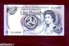 ISLE OF MAN (1 Pound 1983) FDS./UNC.