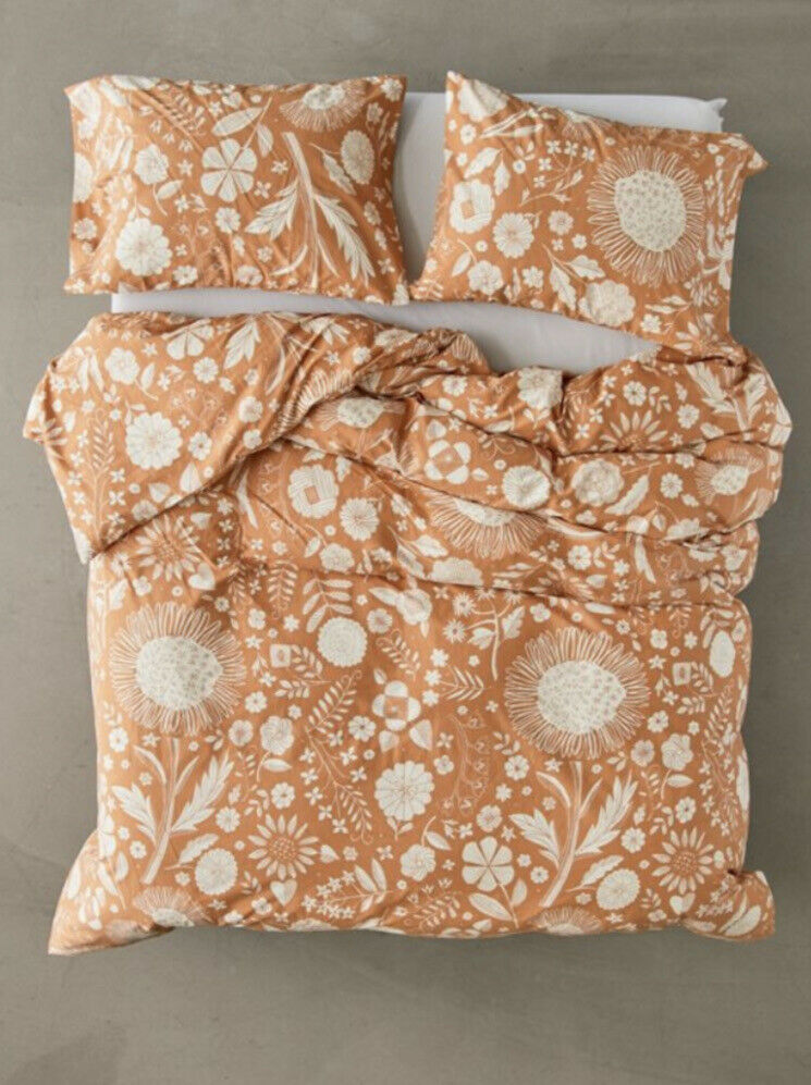 Urban Outfitters Duvet Cover Twin Xl Shams For Sale Online Ebay