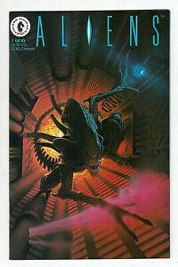 ALIENS-1-2-3-amp-4-Dark-Horse-August-1989-May-1990-1-2-amp-4-NM-M-amp-3-NM