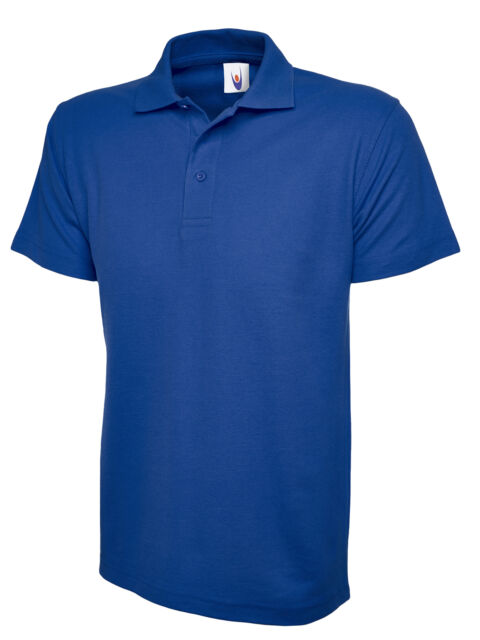 41889857 5 X Uneek Childrens Polo Shirt Kids School Top PE Unisex Boys Girls (uc103)  7 - 8 Years Royal. About this product. Picture 1 of 2; Picture 2 of 2.  Picture 2 ...