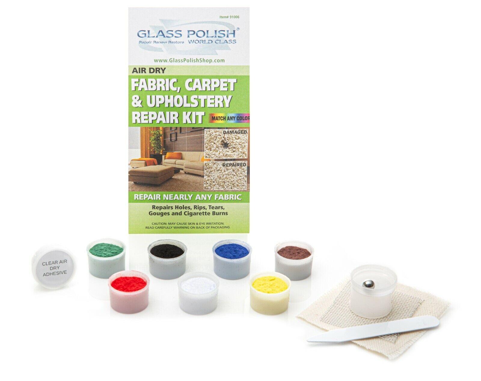 GP91006 DIY Fabric, Carpet, and Upholstery Repair Kit