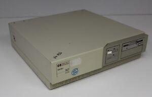 HEWLETT-PACKARD-HP-VECTRA-N2-INTEL-486SX-4-33S-33MHZ-VINTAGE-DOS-GAME-COMPUTER