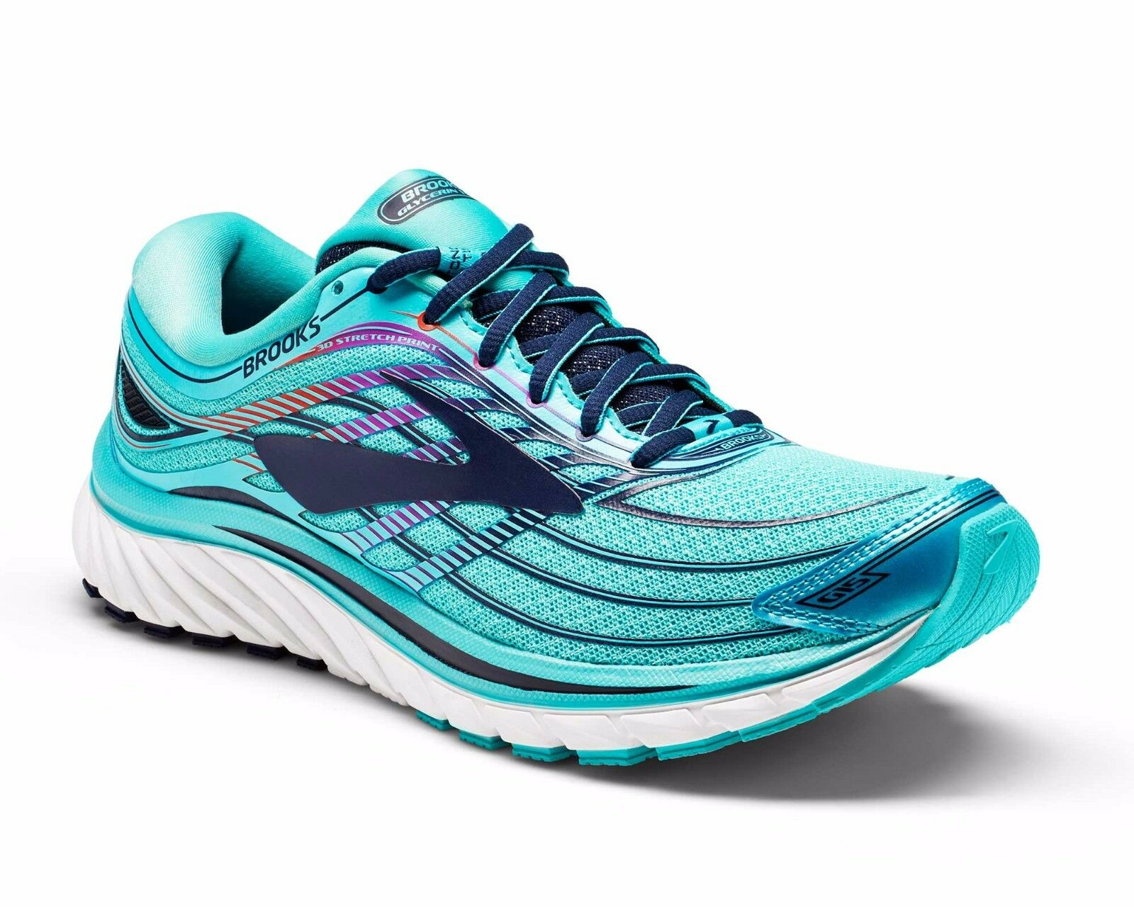 Brooks Glycerin 15 Femme Running Chaussures (B) (476)   Free AUS Delivery