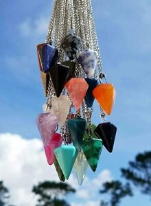Gemstone-Pendulum-Necklaces-New-Selections-28-Stone-Choices