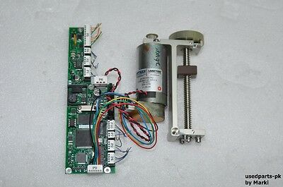 ASYST MOTOR AMETEK PITTMAN P//N 9236E466-R2 24 VDC