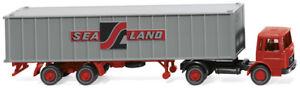 WIKING-052304-Containersattelzug-Man-034-Sealand-034-1-87-H0