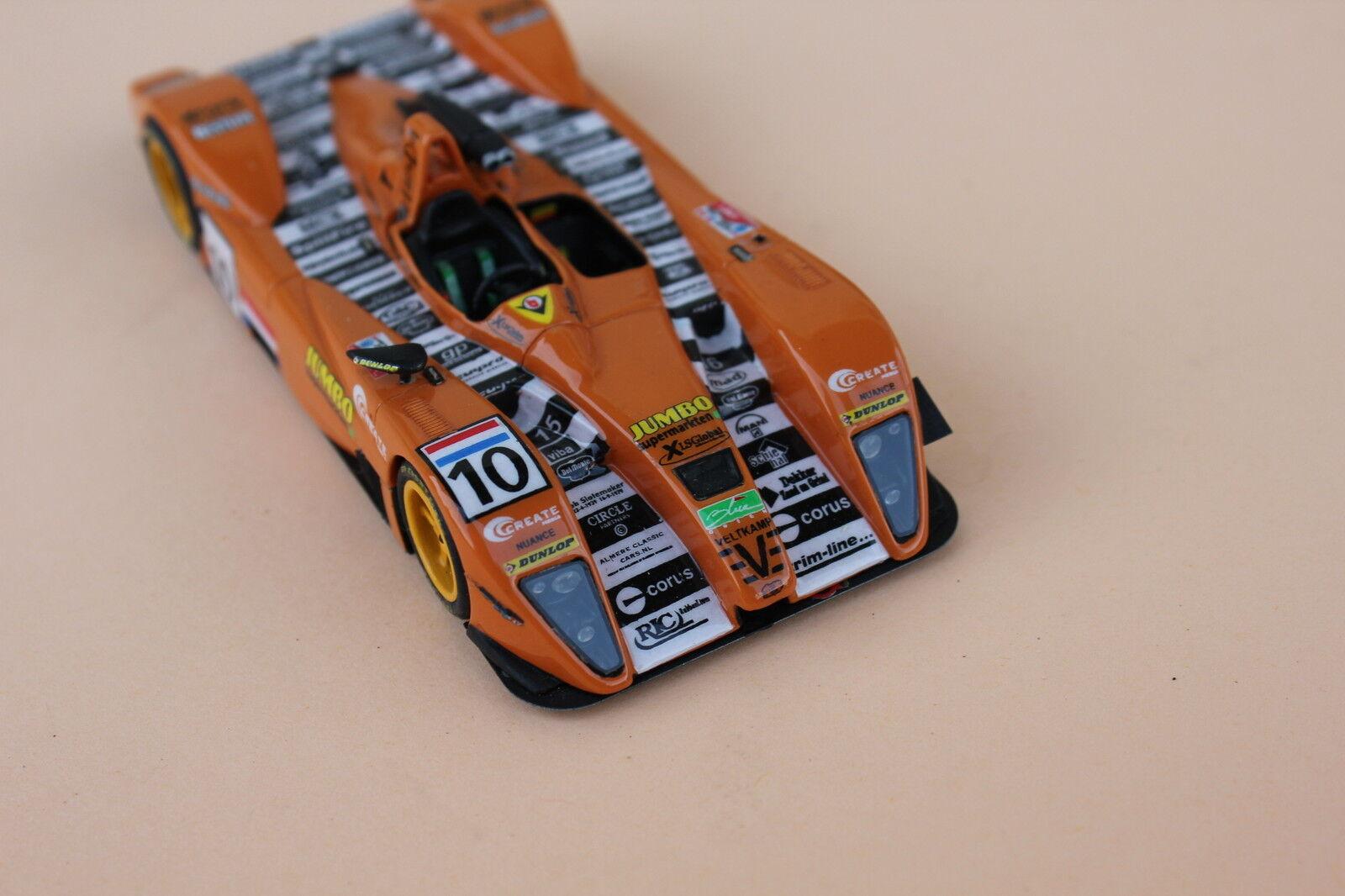 Hk Coche Dome Judd Carreras N° 10 10 10 Le Mans 2005 1 43 Heco Provence Miniaturas 307edb