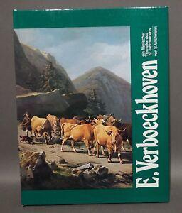 S-Wichmann-Eugen-VERBOECKHOVEN-Flaemischer-Tiermaler-19-Jhdt-Kunstbuch