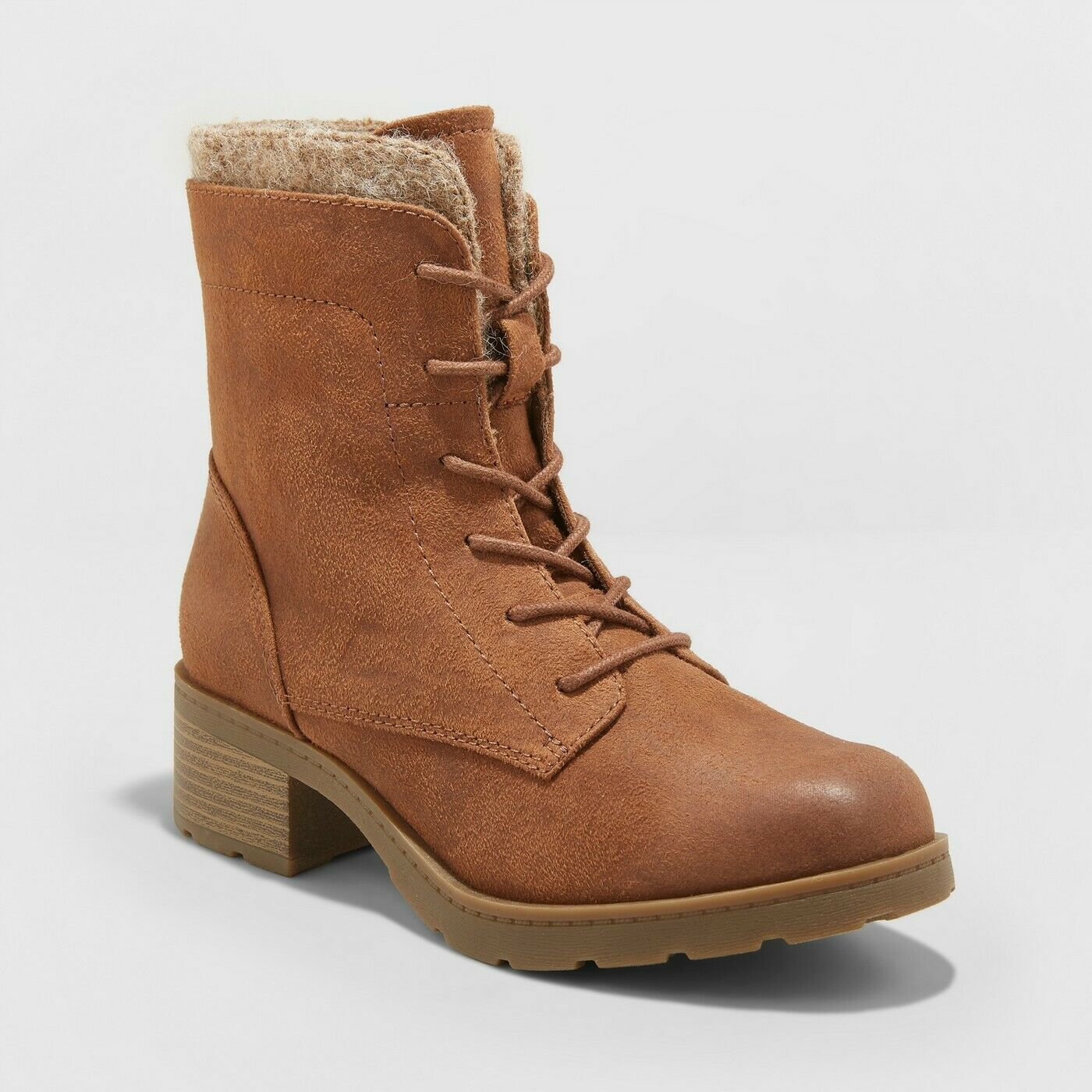Women's Dez Lace Up Hiker Boots - Universal Thread, Brand New