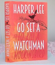 Harper Lee GO SET A WATCHMAN 1st/1st Edition Hardback