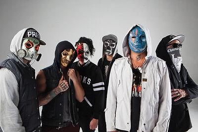 Hollywood Undead Rock Band Jorel Decker George Ragan HUR03 Poster A0,A1,A2,A3,A4