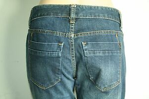 Mossimo curvy bootcut jeans