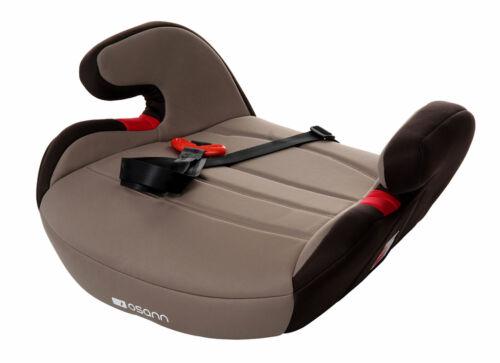15-36 KG Kinderautositz Autositz Sitzerhöhung Junior Gurtfix Fango Gruppe 2//3