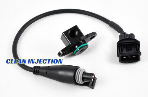 AEM map sensor adapter 2G EVO 8 9 4G63T 4G63 eclipse DSM VR4 3000GT Gallant 2