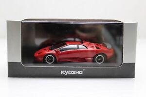 Kyosho Lamborghini Diablo Gt Red 1 43 Model Car Brand New In Box
