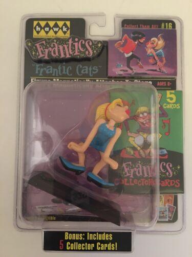 "Hawk Frantics #16 /"" FRANTIC CATS/""  Original Unopened With Cards  WW6"