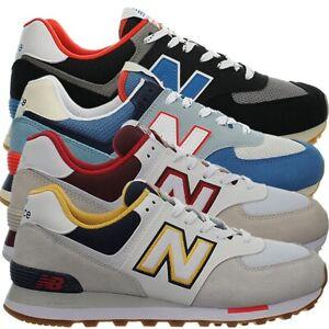 new balance men's trainers ml574