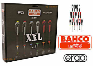 Bahco BE-8820 SCREW.DR ERGO PZ2X100 TAH PZ2x100mm