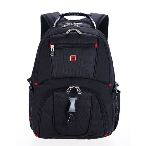 Swiss gear Waterproof Travel Bag School Bag Laptop Backpack Computer Notebook
