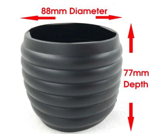 G1 Genuine OMP Volant HUB BOSS Kit Housse 77 mm coffre en caoutchouc manche Bordure
