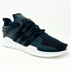 Details about Adidas Originals EQT Support ADV Black White Mens Running Sneakers CP9557
