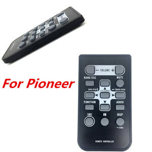 image is loading remote-control-for-pioneer-car-audio-system-qxe1047-