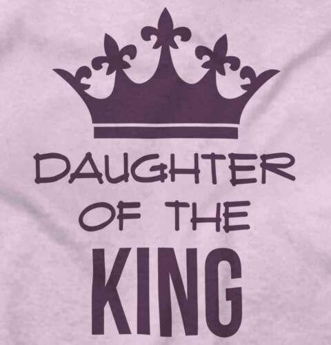 Daughter Of The King Cute Gerber OnesiePrincess Royalty Spoiled Baby Romper