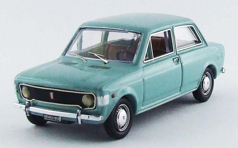 Rio 4489 - Fiat 128 2  portes turquoise - 1969  1 43  bonne qualité
