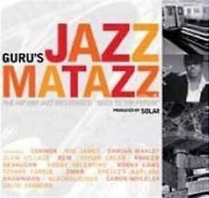GURU-039-S-JAZZ-MATAZZ-VOL-4-Hip-Hop-Jazz-Messenger-CD-NEW