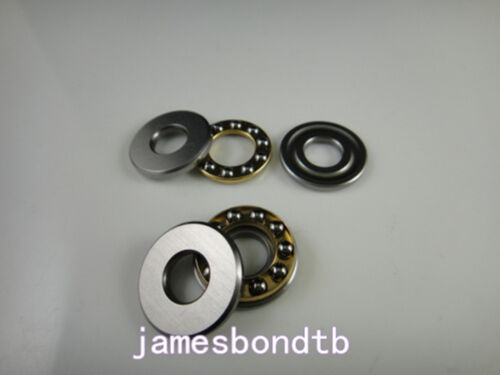 10pcs Axial Ball Thrust Bearing F8-16M  8×16×5mm  8*16*5mm