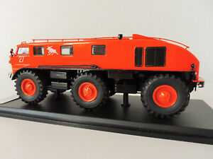 ZIL-E167-All-Terrain-Fahrzeug-1-43-Start-Scale-Models-83SSML022-Experimental