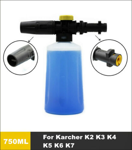 Washing Mitt Snow Foam Lance Cannon Gun For Car Pressure Washer Karcher K2-K7