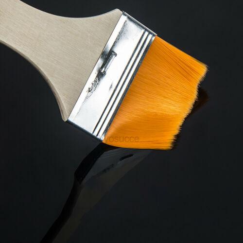 50//150× Malerpinsel Set Flachpinsel Farbpinsel Lackpinsel Eckenpinsel Pinselset