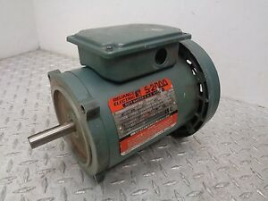 Image Is Loading Reliance P56h5069u Duty Master 1 2hp Electric Motor