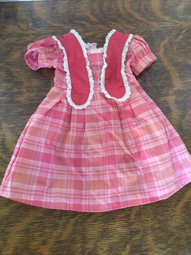 American Girl Marie Grace Meet Dress