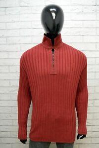 Marlboro-Classics-Maglione-Uomo-Taglia-XL-Cardigan-Pullover-Felpa-Maglia-Sweater