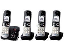 Artikelbild PANASONIC KX-TG 6824 GB Schnurloses Telefon Schwarz Silber