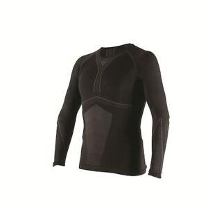 Dainese-D-Core-Funktionsshirt-langarm-atmungsaktiv-ganzjahrestauglich-schwarz