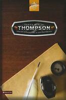 Santa Biblia Thompson Edición Especial para el Estudio Bíblico RVR 1960 by...