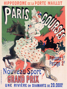 Nouveau-Sport-Decorative-Poster-Fine-Graphic-Art-Wall-Interior-Design-2566