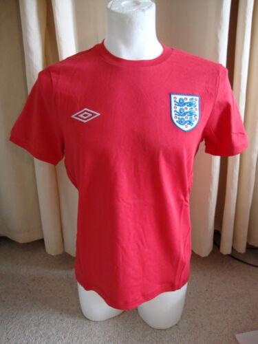 T shirt M England Umbro Supporters Tee BNWT