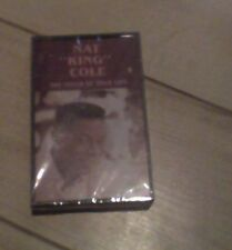 The Touch of Your Lips by Nat King Cole Cassette - SEALED