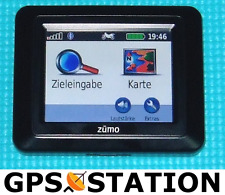 GARMIN zumo 210 OVP inkl. nüMaps Lifetime Motorrad Navigationssystem mit Tasten
