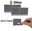 miniatuur 5 - Label etichette Scratch off modello gratta e vinci adesivi speciali da graffiare