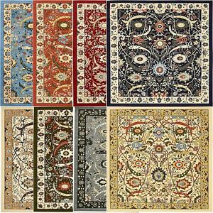 Image Is Loading Traditional Carpet All Over Small Persian Design Oriental