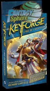 Jeu-Keyforge-l-039-Age-de-l-039-Ascension-Francais-Neuf-Scelle-FFG-Deck-aleatoire